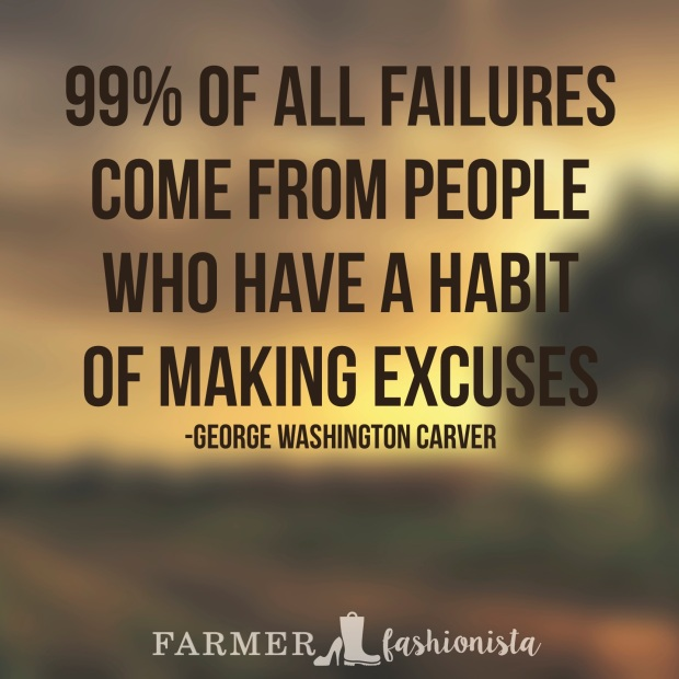 Excuses Quote 5
