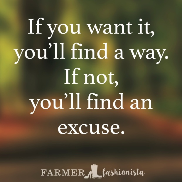 Excuses Quote 6