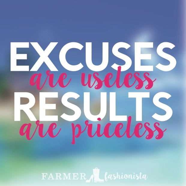 Excuses Quote 7